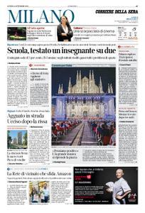 Corriere della Sera Milano – 14 settembre 2020