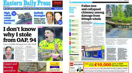 Eastern Daily Press – March 11, 2019