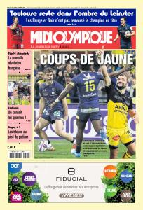 Midi Olympique Rouge - 22 Avril 2019