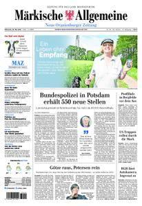 Neue Oranienburger Zeitung - 16. Mai 2018