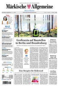 Märkische Allgemeine Dosse Kurier - 22. August 2019