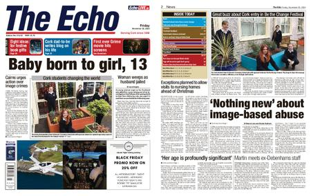 Evening Echo – November 20, 2020
