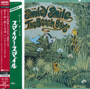 The Beach Boys - Smiley Smile (1967) [2014, Universal Music Japan, UICY-40113]