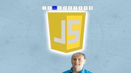JavaScript Data Pagination Code