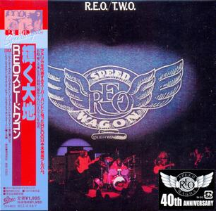 REO Speedwagon - R.E.O./T.W.O (1972) {2011, 40th Anniversary Edition, Remastered, Japan} Repost
