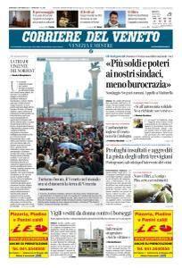 Corriere del Veneto Venezia e Mestre - 10 Ottobre 2017