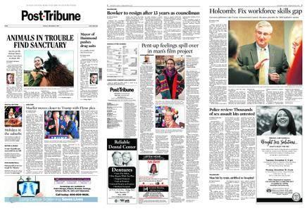 Post-Tribune – December 03, 2017