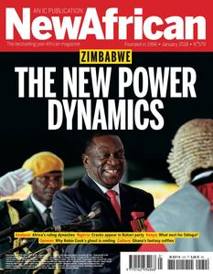 New African - January 2018