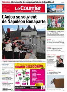 Le Courrier de l'Ouest Nord Anjou – 22 avril 2021