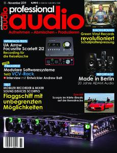 Professional Audio – November 2019