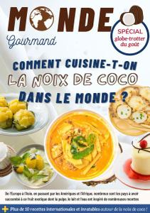 Monde Gourmand N°35 - 23 Juillet 2021