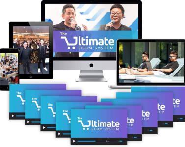 Steve Tan - The Ultimate ECOM System