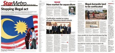 The Star Malaysia - Metro South & East – 23 August 2019