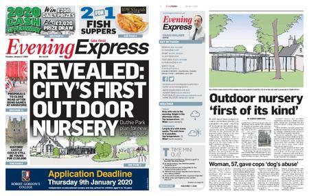 Evening Express – January 07, 2020