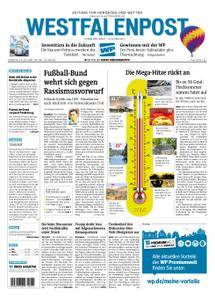 Westfalenpost Wetter - 24. Juli 2018