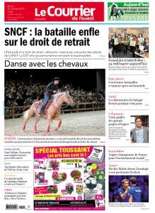 Le Courrier de l'Ouest Angers – 22 octobre 2019