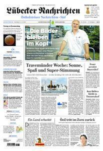 Lübecker Nachrichten Ostholstein Süd - 24. Juli 2018
