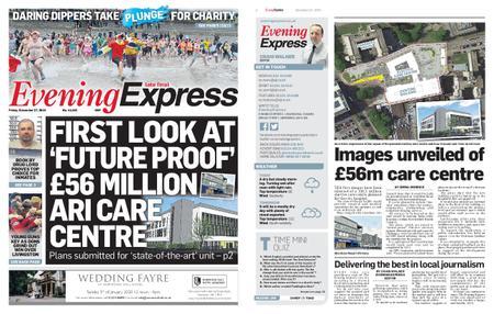 Evening Express – December 27, 2019