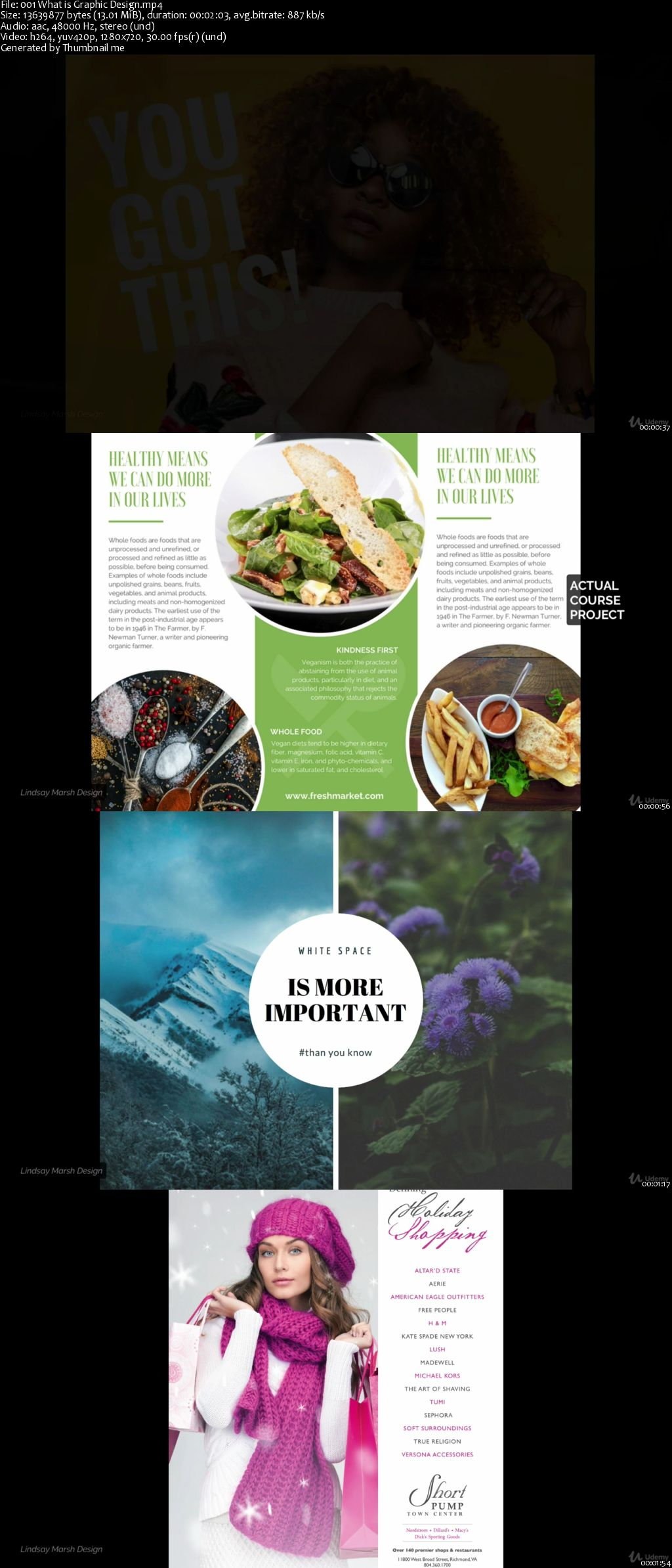 Graphic Design Foundations in Canva: Theory and Projects