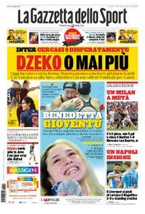 La Gazzetta dello Sport Roma – 29 luglio 2019