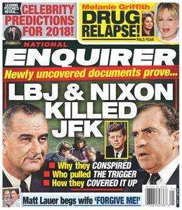 National Enquirer - January 01, 2018