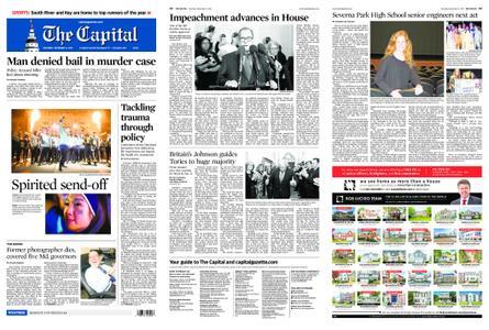 The Capital – December 14, 2019