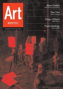 Art Monthly - Jul-Aug 2008   No 318
