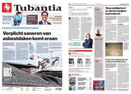Tubantia - Enschede – 10 oktober 2018