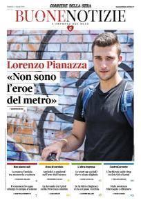 Corriere della Sera Buone Notizie - 14 Agosto 2018