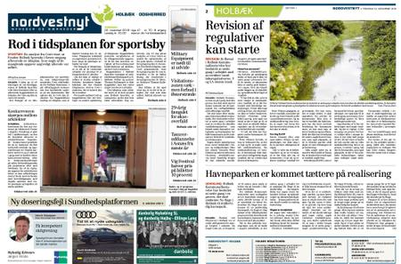 Nordvestnyt Holbæk Odsherred – 22. november 2018