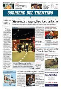Corriere del Trentino - 25 Luglio 2018