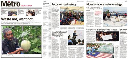 The Star Malaysia - Metro South & East – 18 September 2018