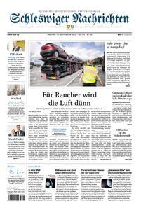 Schleswiger Nachrichten - 13. September 2019