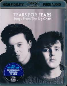 Tears For Fears - Songs From The Big Chair (1985) [BD-Audio 2014] [FLAC 24-bit/96 kHz]
