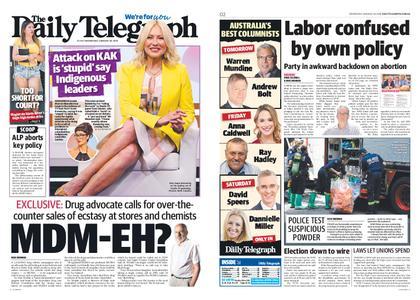 The Daily Telegraph (Sydney) – January 30, 2019