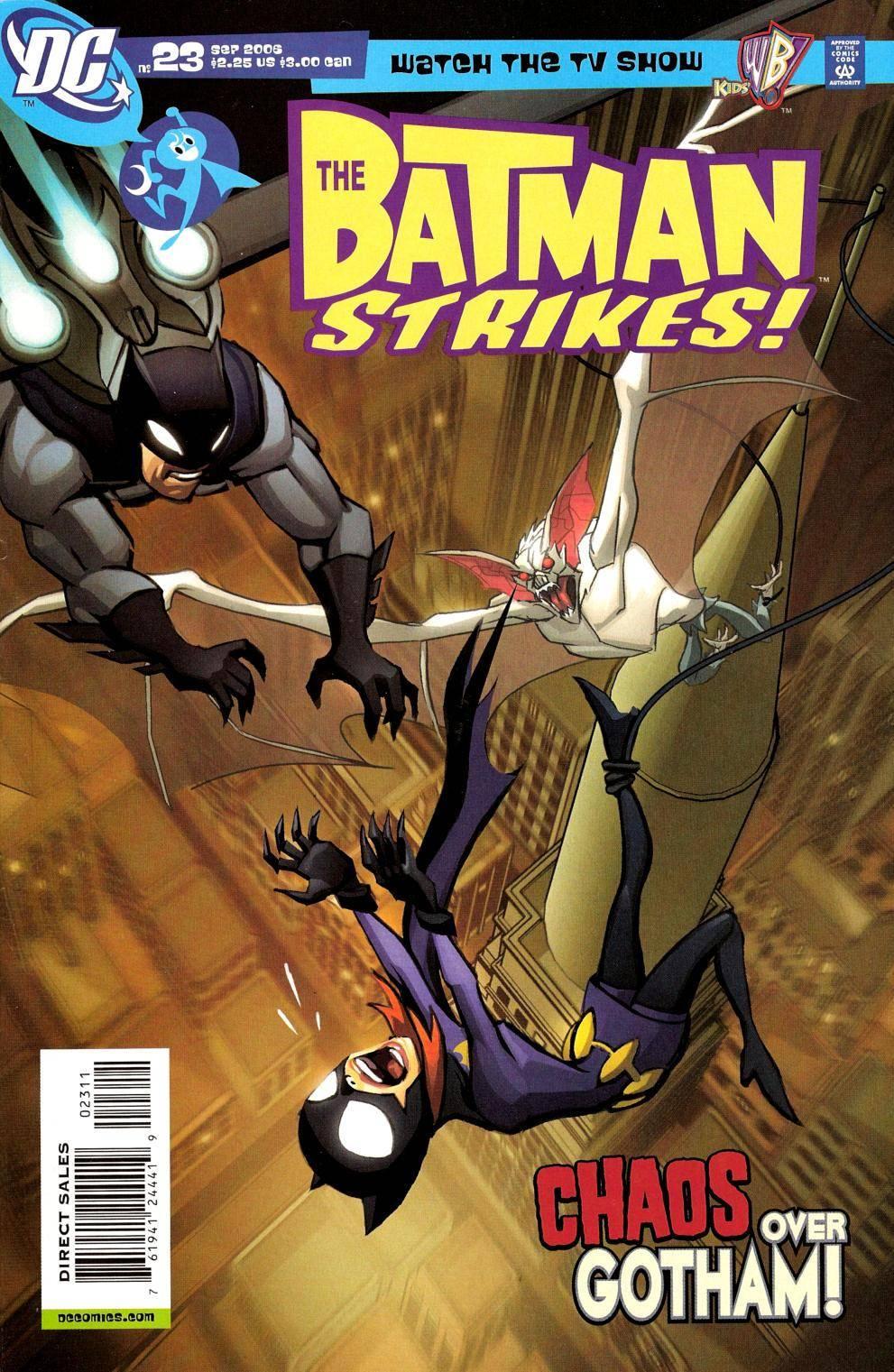 Batman Strikes 023