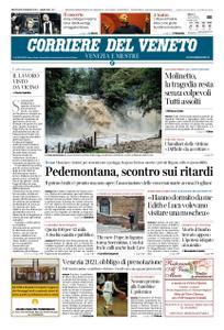Corriere del Veneto Venezia e Mestre – 09 gennaio 2019