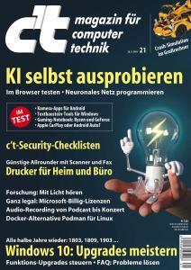 c't Magazin - 28 September 2019