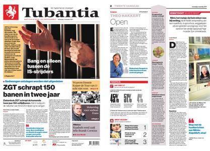 Tubantia - Enschede – 01 november 2017