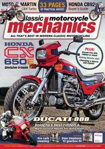 Classic Motorcycle Mechanics - July 2016