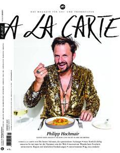 A la Carte – Oktober 2019