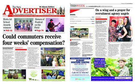 The Herts Advertiser – July 05, 2018