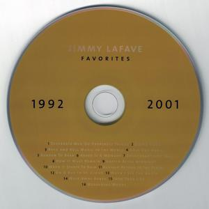 Jimmy LaFave - Favorites 1992-2001 (2010)