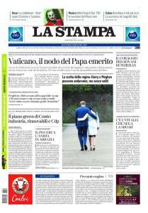 La Stampa Torino Provincia e Canavese - 14 Gennaio 2020