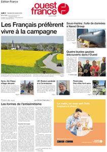 Ouest-France Édition France – 25 octobre 2019