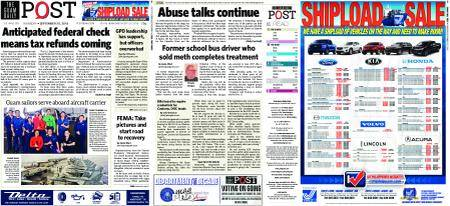 The Guam Daily Post – September 20, 2018