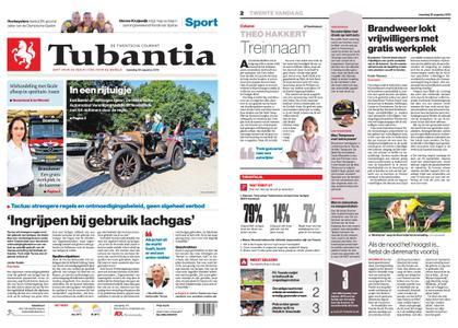 Tubantia - Enschede – 26 augustus 2019
