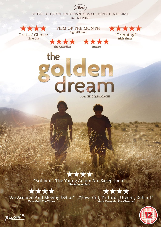 The Golden Dream (2013) La jaula de oro