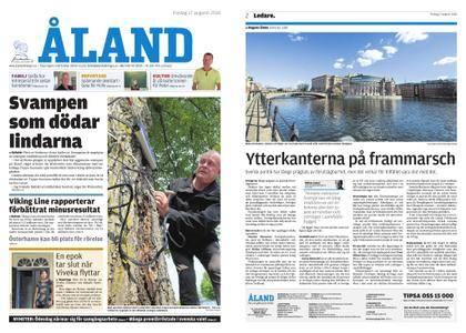 Ålandstidningen – 17 augusti 2018