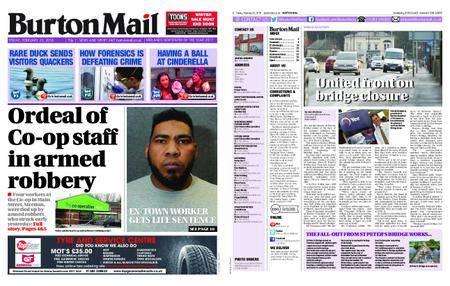 Burton Mail – February 23, 2018